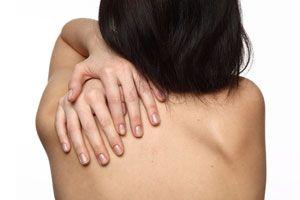 Ilustración de Ejercicios para calmar dolores de espalda