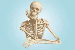 Ilustración de Cómo prevenir la osteoporosis