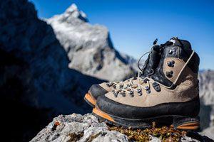 Ilustración de Cómo elegir un calzado de montaña