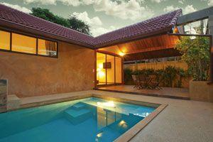 Ideas para la construcción de una piscina