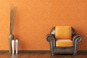 Ilustración de Mandarina Tango: Un color para todas las estaciones