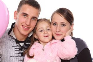 Ilustración de Valores familiares