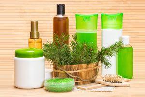 Ilustración de Cómo elegir cosméticos naturales de uso diario