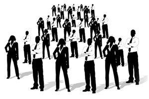 Ilustración de Cómo conocer las jerarquías al organizar un evento