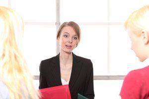 Ilustración de Cómo solicitar empleo