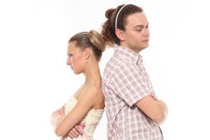 Ilustración de Cómo llevarse bien con tu ex