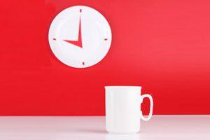 Ilustración de Cómo administrar el tiempo en la oficina