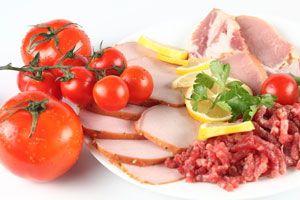 Ilustración de Dieta de la proteína