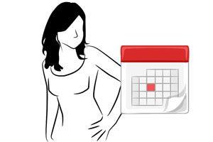 Ilustración de Cuándo hacer la prueba de embarazo
