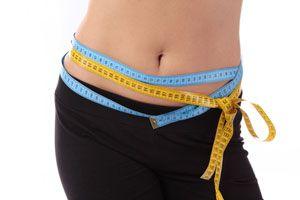 Ilustración de Remedios para reducir la grasa abdominal