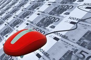 Ilustración de Cómo cobrar el dinero generado en Internet