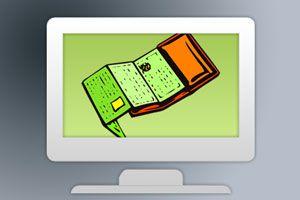 Ilustración de Cómo verificar una billetera electrónica