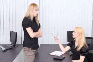 Ilustración de Cómo saber si un compañero de trabajo es tóxico