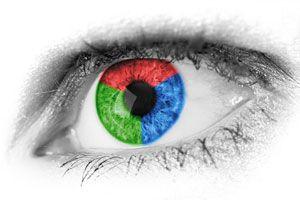 Ilustración de Cómo curar los ojos secos