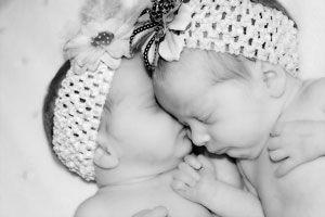 Ilustración de Cómo tener gemelos