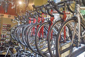 Ilustración de Cómo comprar una bicicleta