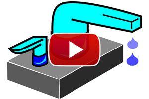 Ilustración de Cómo cambiar el cuerito de una canilla - Video