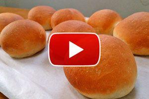 Ilustración de Cómo hacer Pan Casero - Video