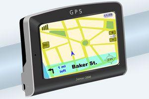 Ilustración de Cómo actualizar un GPS Garmin