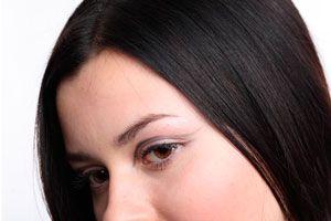 Ilustración de Cuidados para el cabello negro