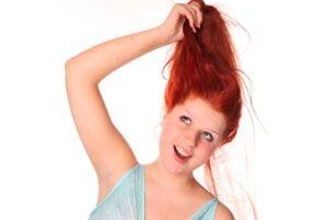 Ilustración de Cómo fortalecer el cabello con productos naturales