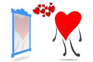 Ilustración de Cómo tratar a un narcisista