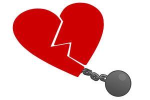 Ilustración de Cómo saber si tienes una relación enfermiza