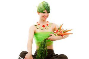 Ilustración de Alimentos para Prevenir la caspa
