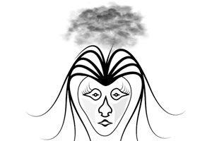 Ilustración de Cómo eliminar el mal olor en el cabello
