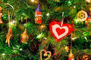 Ideas originales para decorar el árbol de Navidad