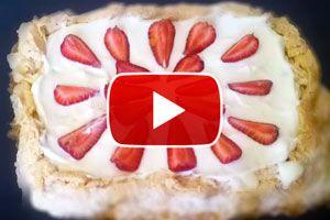 Ilustración de Cómo hacer torta Pavlova - Video