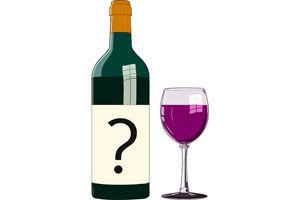 Ilustración de Cómo leer una etiqueta de vino español