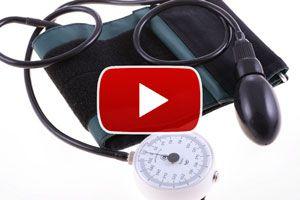 Ilustración de Cómo tomar la presión arterial - Video