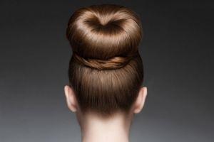Ilustración de C&oacutemo hacer un Peinado con Mo&ntildeo Donut