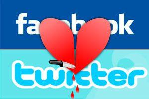 Ilustración de Cómo manejar una separación en las redes sociales