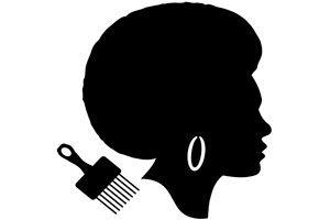 Ilustración de Cómo lograr un peinado estilo 'nappy'