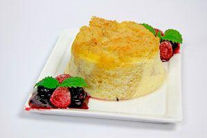 3 recetas de postres sin gluten