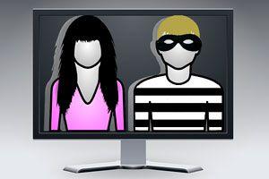 Ilustración de Cómo prevenir fraudes en los sitios de citas online