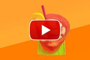 Ilustración de Cómo hacer el trago Americano - Video