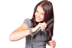 Ilustración de Cómo elegir una planchita para el pelo