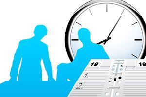 Ilustración de Cómo llegar a la racionalizacion de horarios