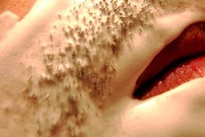 Ilustración de Cómo hacer crema de afeitar casera