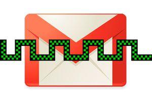 Ilustración de Cómo jugar a la serpiente en Gmail