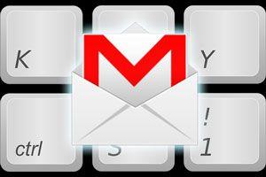 Ilustración de Atajos de teclado para usar Gmail