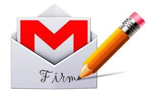 Ilustración de Cómo Colocar Firmas en Gmail