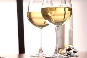 Ilustración de Guía para distinguir los vinos blancos