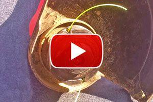 Ilustración de Cómo poner la tanza de una bordeadora - Video