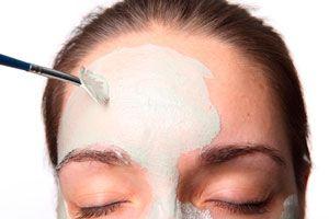Ilustración de Cómo hacer mascarillas para pieles grasas