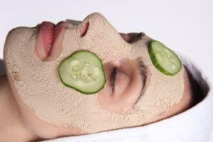 Ilustración de Cómo hacer mascarillas para el acné