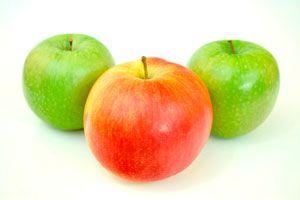 Ilustración de Propiedades de la Manzana
